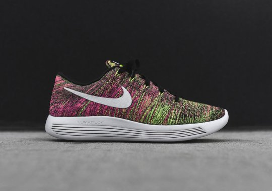 """""""Multi-Color"""" Returns On The Nike LunarEpic Flyknit Low"""
