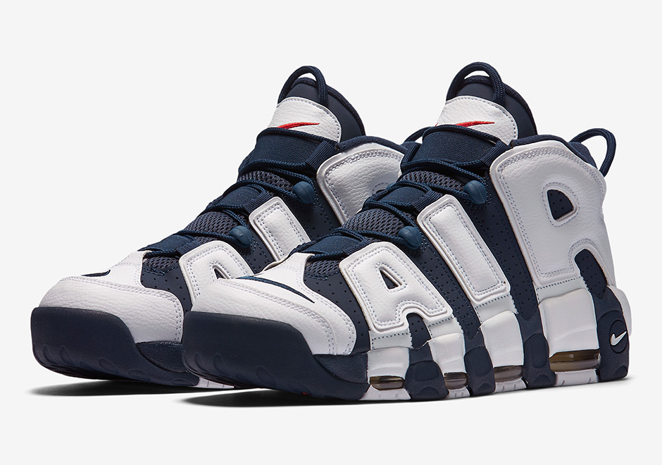 Nike More Uptempo Olympic - Price + Release Info  SneakerNew