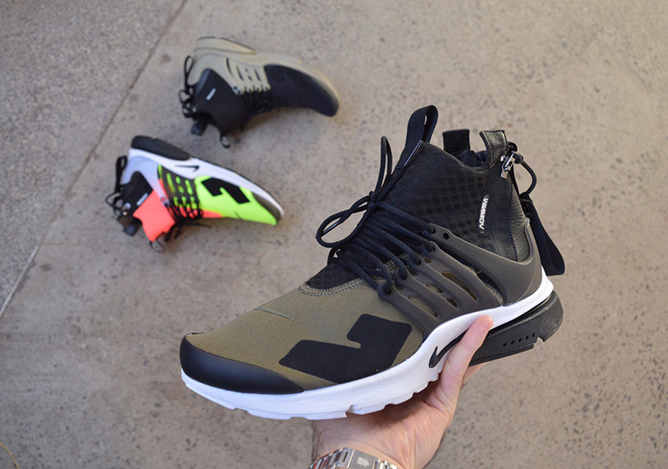 ea0fc3b99a10 Here s The Complete ACRONYM x Nike Presto Collection - SneakerNews.com