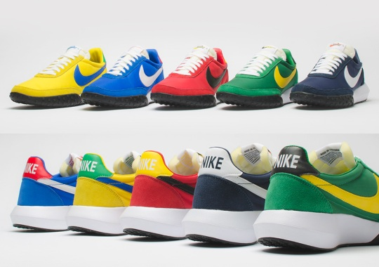 Nike Combines The Roshe And Waffle Racer