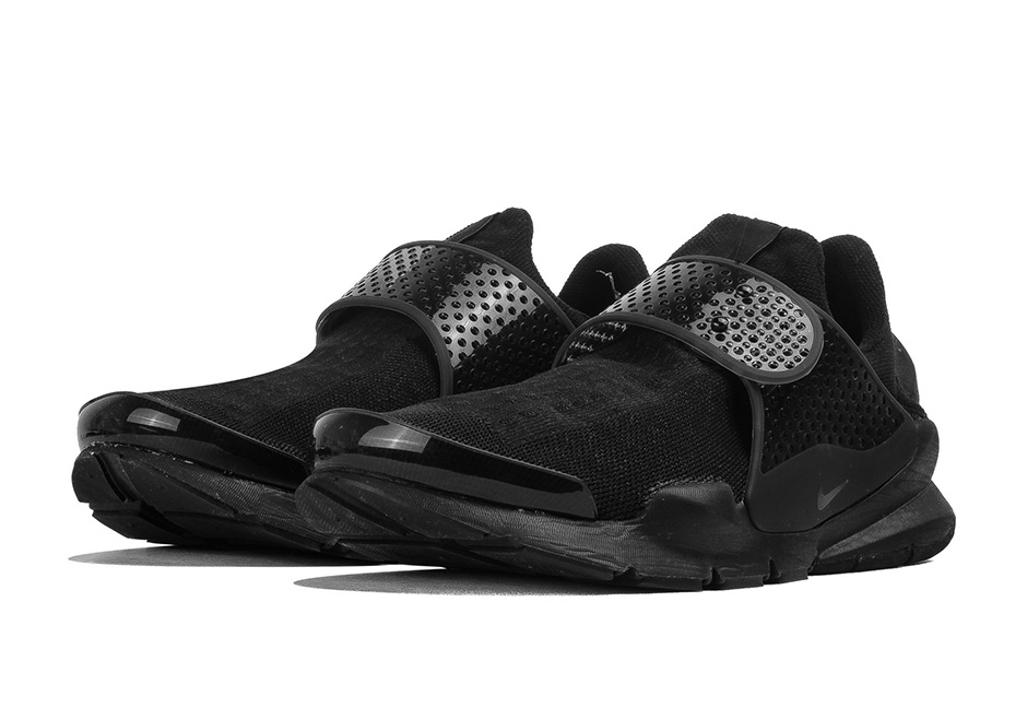 huge selection of 786e7 b2600 Triple Black Nike Sock Darts Are Now Available