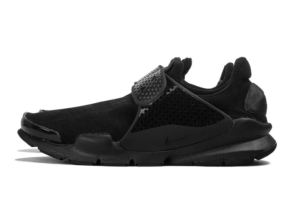 3eafefe26162f Nike Sock Dart Triple Black Release Date | SneakerNews.com