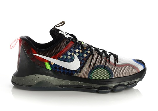 "A Detailed Look At The ""What The"" KD 8"