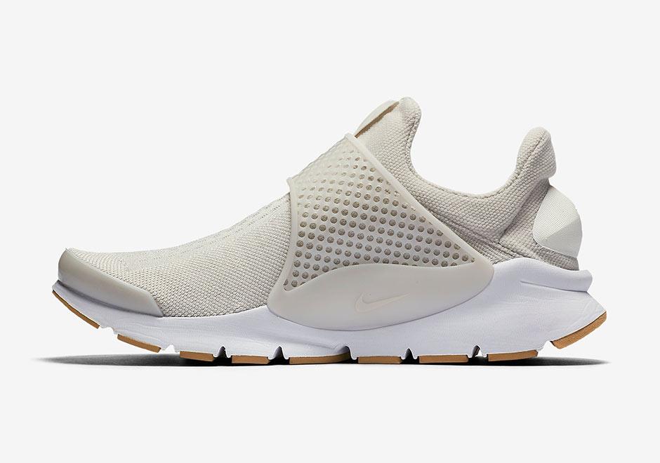 Nike WMNS Sock Dart Light Bone 848475-002  1c61abdb5