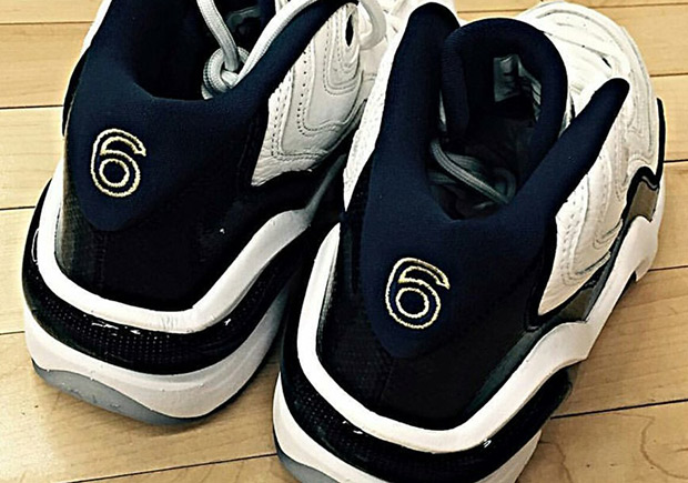 Nike Zoom Rookie Penny Hardaway Mens Basketball Shoes