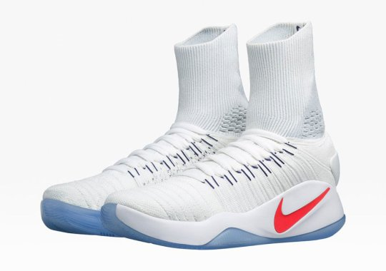 a232dff62b0aac NikeLab Releases Another Hyperdunk 2016 Elite