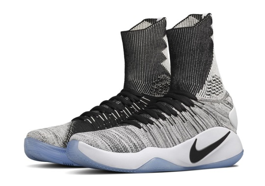 NikeLab And Nike Basketball Join Forces For The Hyperdunk 2016 Elite
