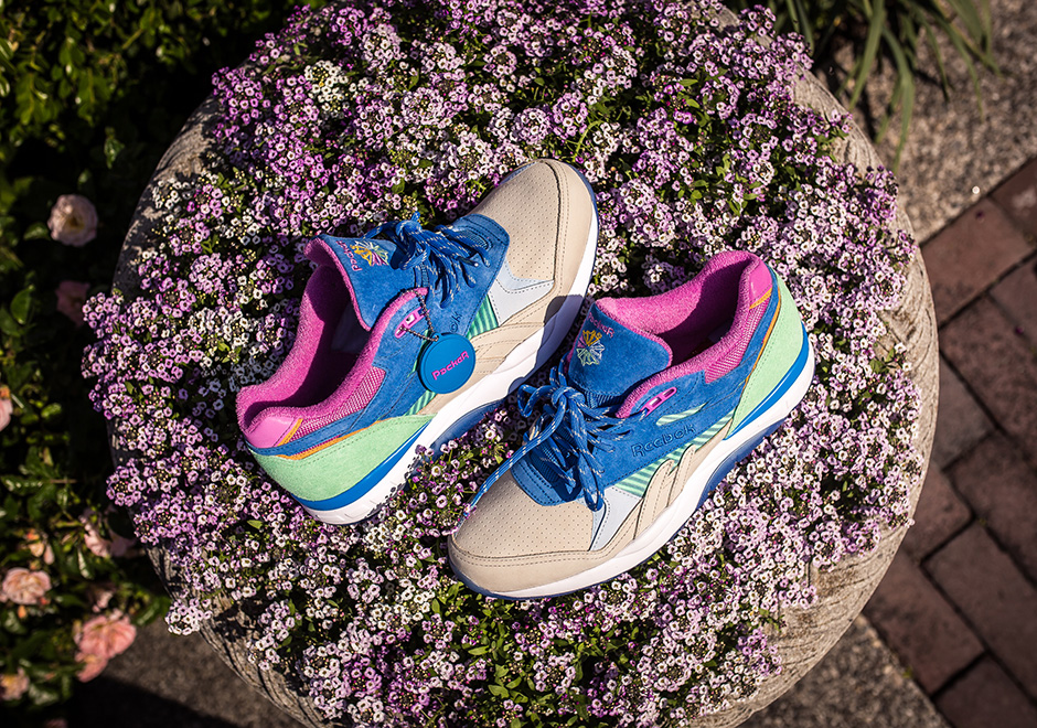 "b3760fd9c756be Packer Shoes Completes Their ""Four Seasons"" Pack With The Reebok Ventilator  Supreme"