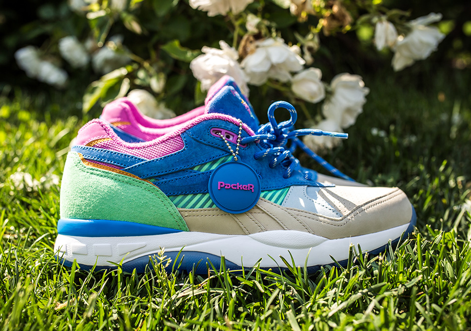 "3cdd1ffbe6ce Packer Shoes x Reebok Ventilator Supreme ""Spring"" ..."
