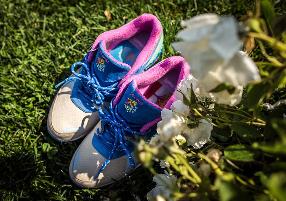 "b9d839934fd Packer Shoes x Reebok Ventilator Supreme ""Spring"""