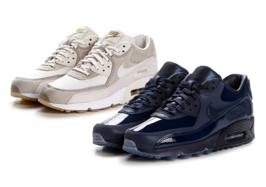 Designer Pedro Lourenco Teams Up With NikeLab Again for Two Premium Air Max 90s