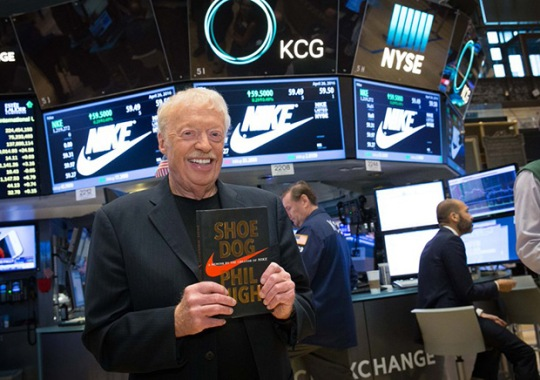 Phil Knight Officially Retires From Nike