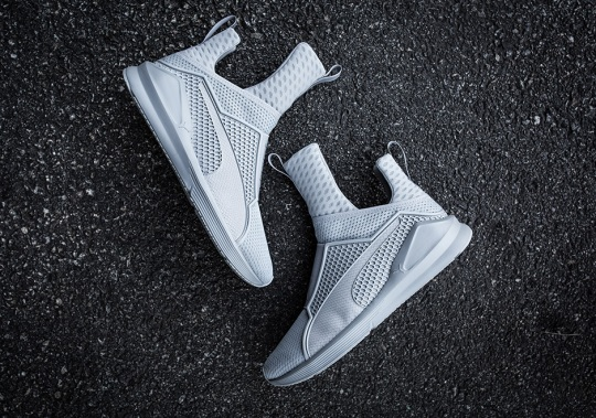 A New Colorway Of Rihanna's Puma Fenty Trainer Is Releasing Soon