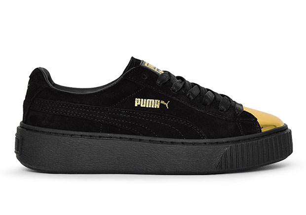 black and gold high top pumas Sale 83e7a672f