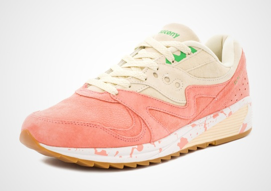 """Saucony Grid 8000 """"Lobster"""""""