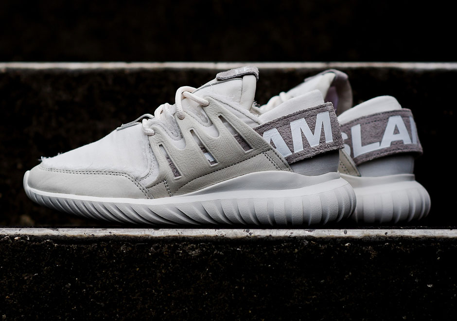 Adidas Tubular X Primeknit 'Cyan' Available Now