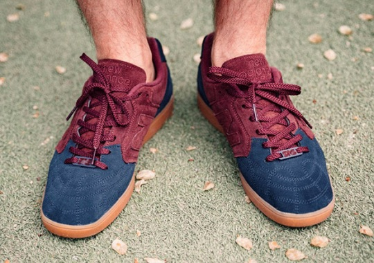 "Sneakersnstuff x New Balance EPIC TR  ""Blueberry"""