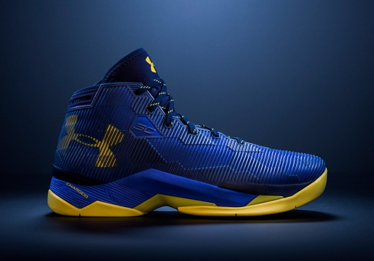 Steph Curry's First Sneaker Release After Finals Collapse Is Tribute To Dub Nation