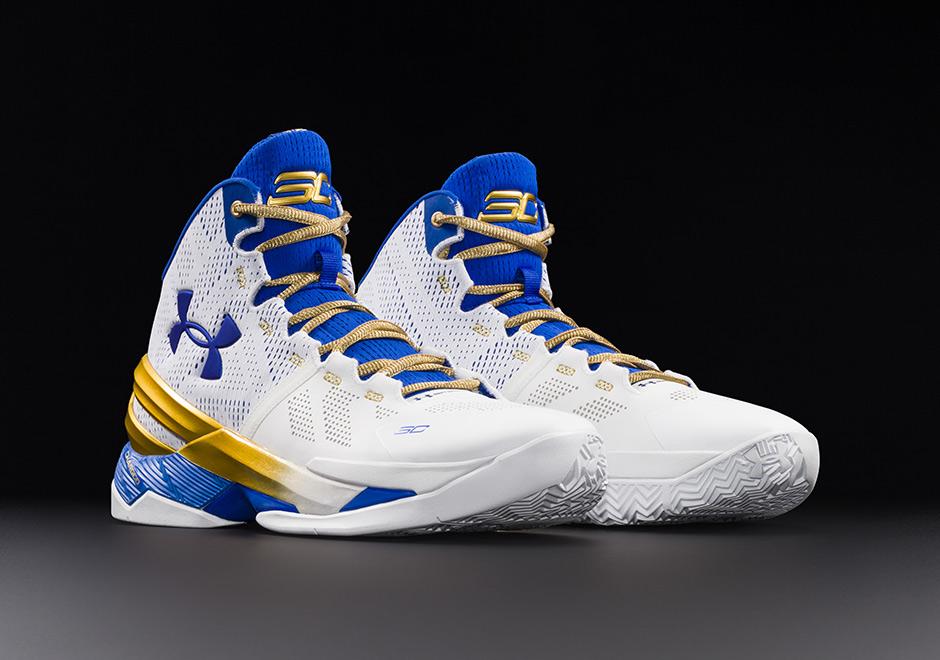 big sale e0aa2 60638 UA Curry 2 Gold Rings Release Date   SneakerNews.com