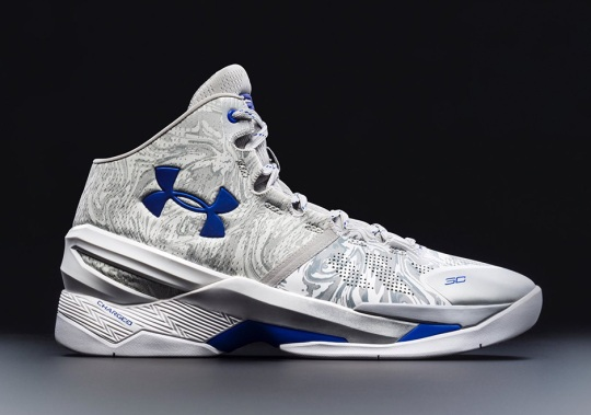 "Under Armour Drops The Curry 2 ""Waves"" Before Game 6"