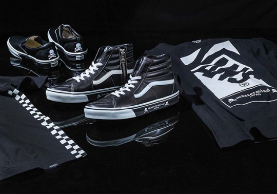 Mastermind Japan And Vans Hook Up For Summer 2016 Collection