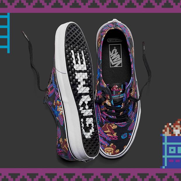 a15eb498c0db76 Vans Nintendo Shoes