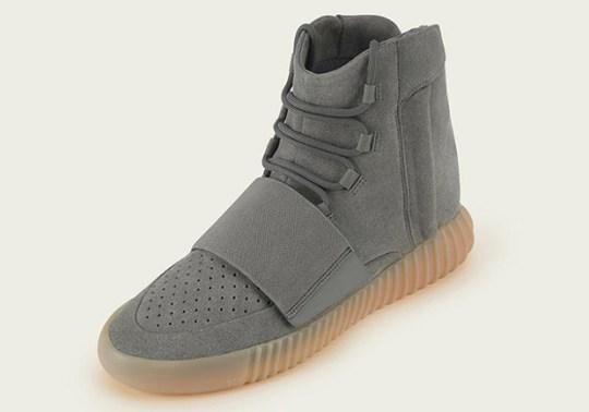 "adidas Yeezy Boost 750 ""Glow In The Dark"" Store List"