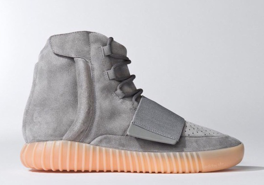 "adidas Yeezy Boost 750 ""Light Grey"" Releases On June 11th"