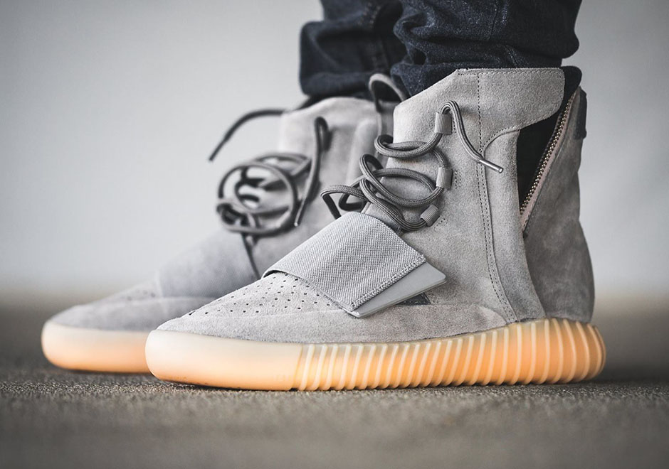 on sale 321f0 5bfc0 Yeezy Boost 750 Light Grey Price | SneakerNews.com