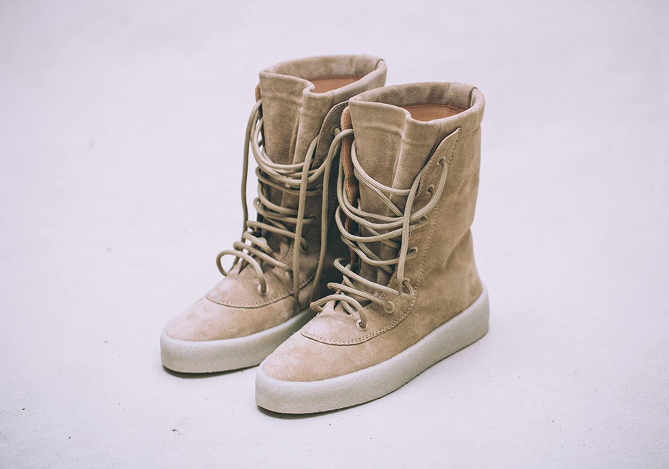 Yeezy Crepe Boot Release Date Info