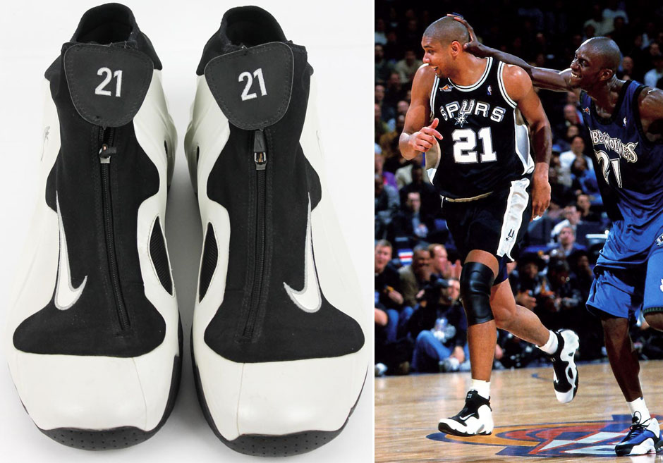 42a46583e9b ... and unjustly forgotten Nike Vis Zoom Uptempo