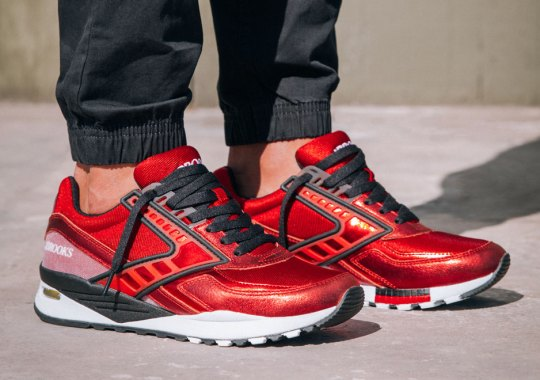 """Brooks Goes Futuristic With New """"Galactic"""" Runner Pack"""