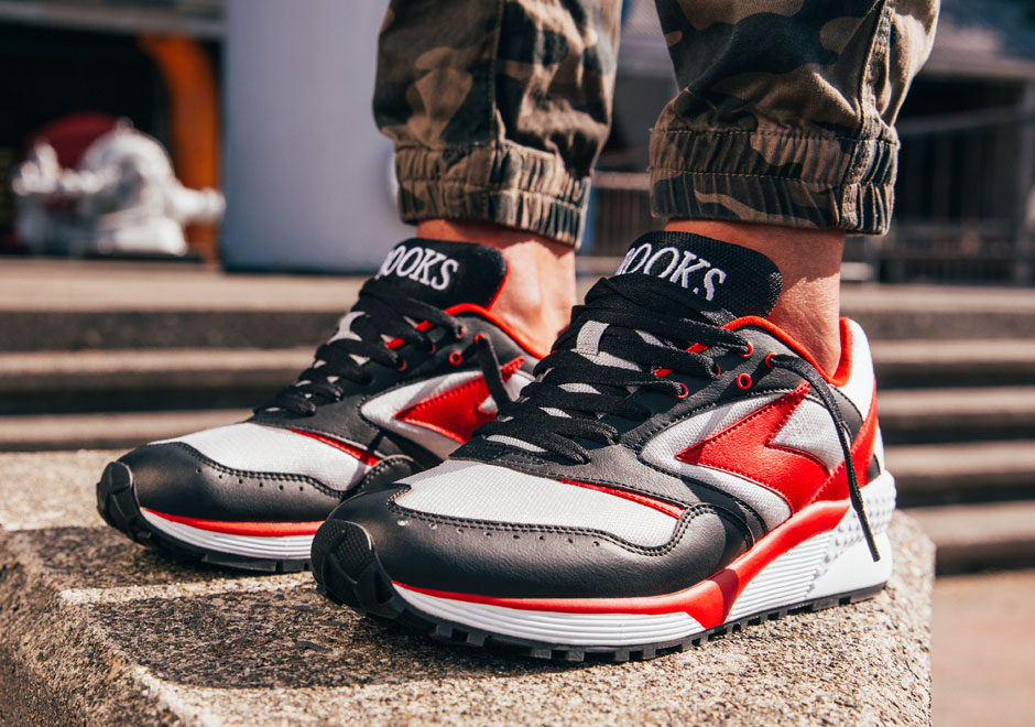 3a72c362b4c4 This fall Brooks Heritage re-introduces a new model to their already solid  lineup of retro runners with the return of the Mojo. The brand reaches into  their ...