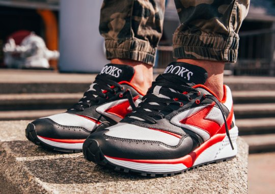 Brooks Heritage Adds the Mojo to Their Fall Lineup of Retro Runners