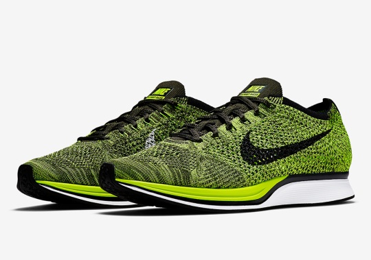 Volt Nike Flyknit Racers Are Returning In August