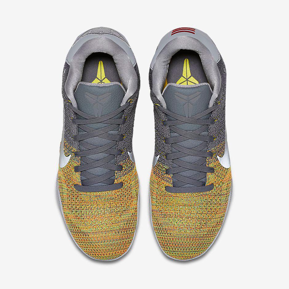 brand new 048fa db176 Nike-Kobe-11-Yellow-Strike-822675-037-02