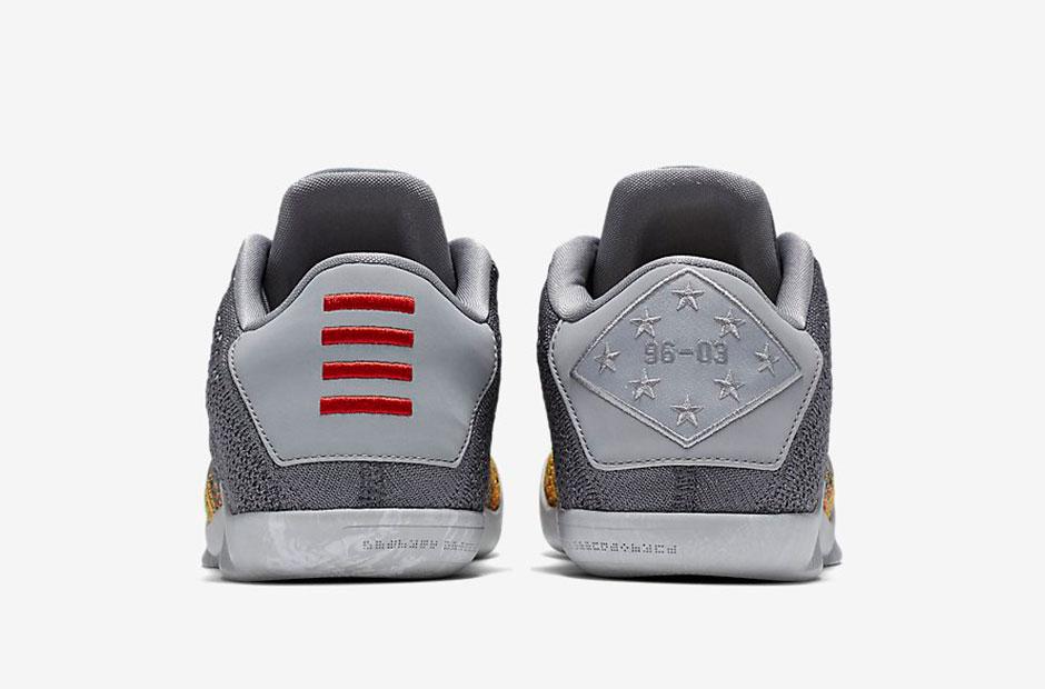 new concept d569e c117b Nike-Kobe-11-Yellow-Strike-822675-037-07