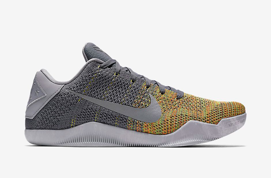 san francisco de0bd 4705d Nike-Kobe-11-Yellow-Strike-822675-037-10