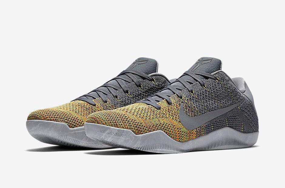 sports shoes 4da4a 5079c Nike-Kobe-11-Yellow-Strike-822675-037-11