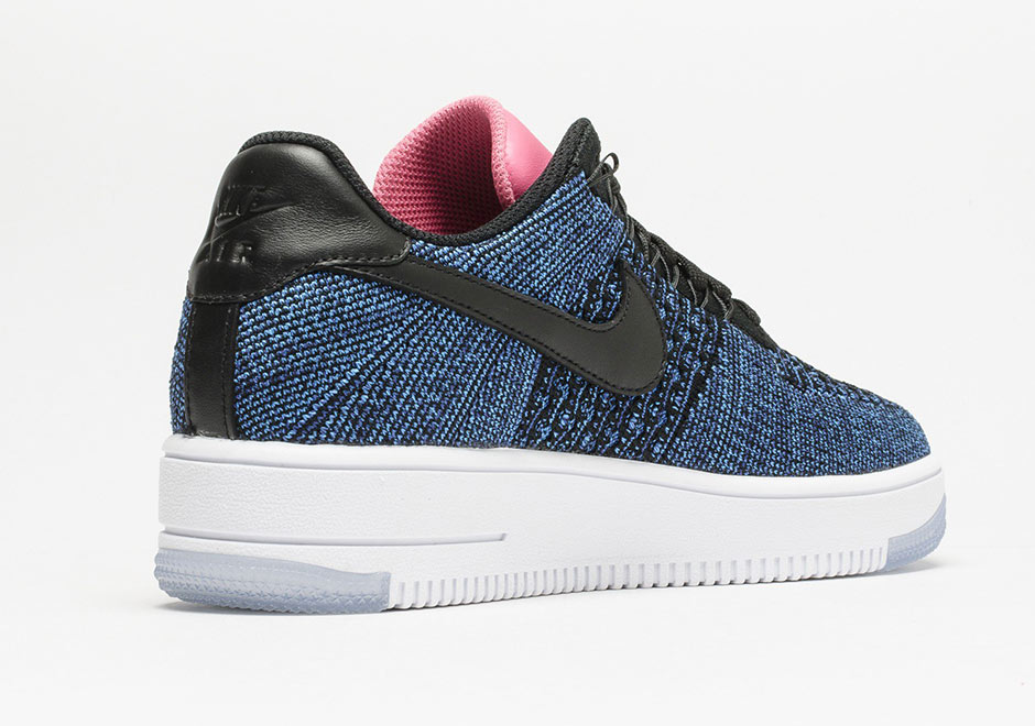 a03f71576166 Nike WMNS Air Force 1 Flyknit Low 820256-003