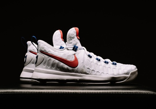 "The Nike KD 9 ""Premiere"" Is Hitting Stores Again"