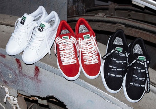 Trapstar And Puma Link Up Again For More Wild Footwear Styles