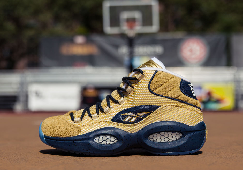 New Reebok Question Remembers Iverson's Historic Appearance at Rucker Park