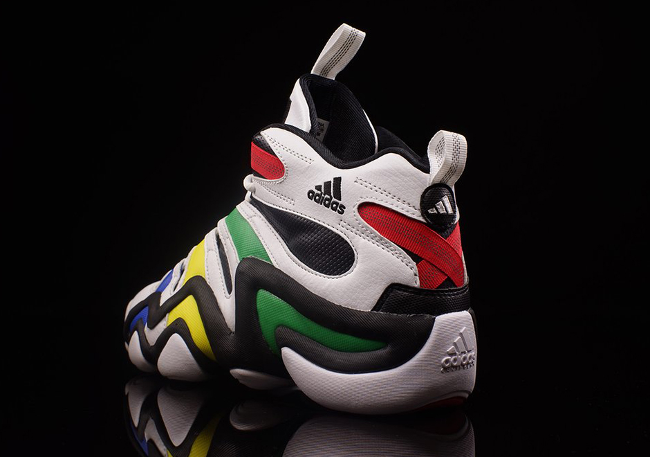 low priced 8fd2a d1531 adidas Crazy 8 Olympic Rings B72295   SneakerNews.com