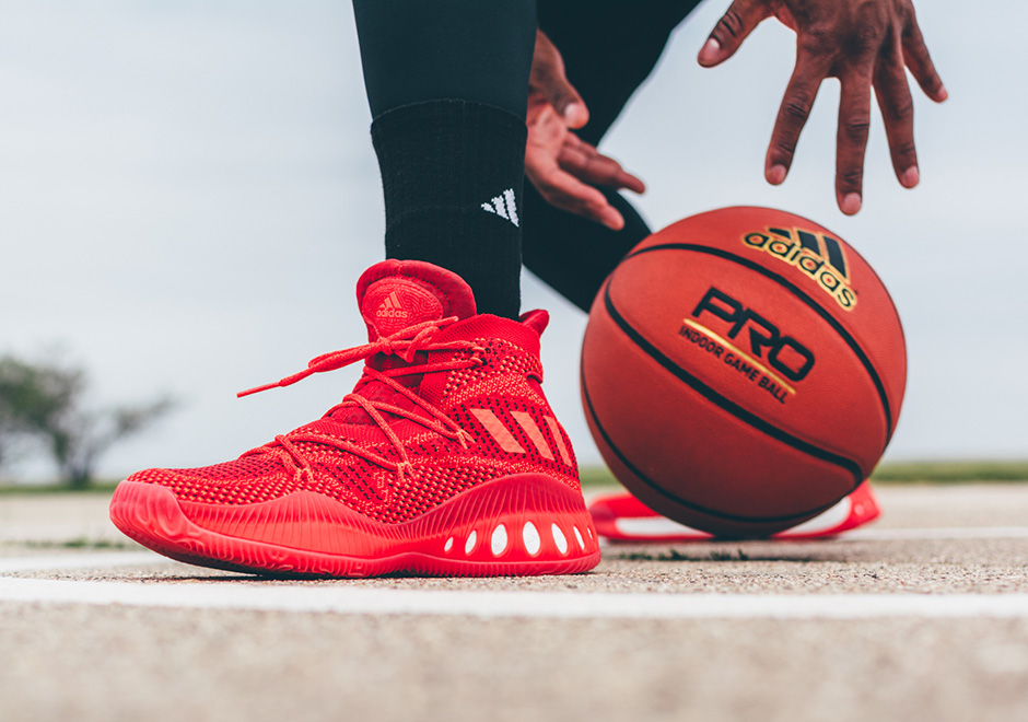 detailed look 081df 267b6 Andrew Wiggins adidas Crazy Explosive  SneakerNews.com
