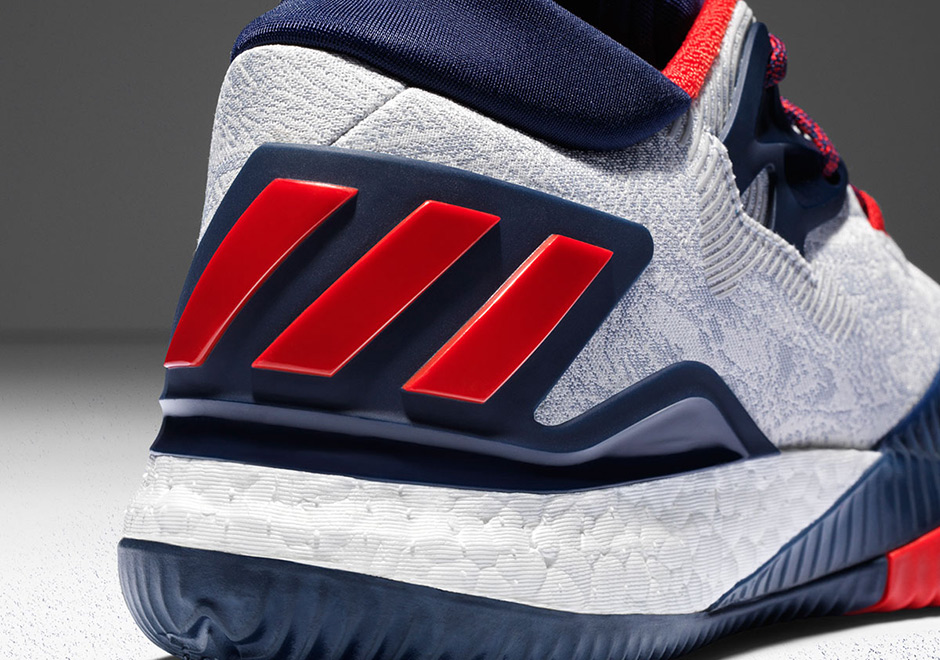 Adidas Crazylight 2016 Pris RIND6