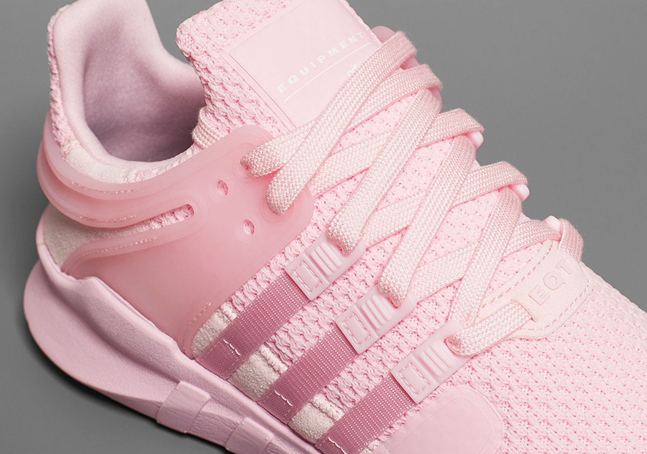 adidas shoes pink 2016. the adidas eqt support adv comes in \u201ctriple pink\u201d shoes pink 2016