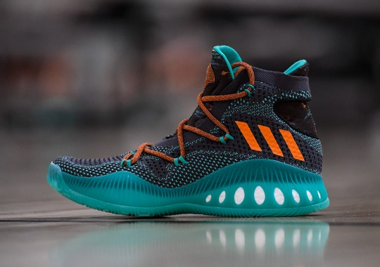 """adidas Hoops Unveils The """"Nations"""" Collection Inspired By The California Coast"""