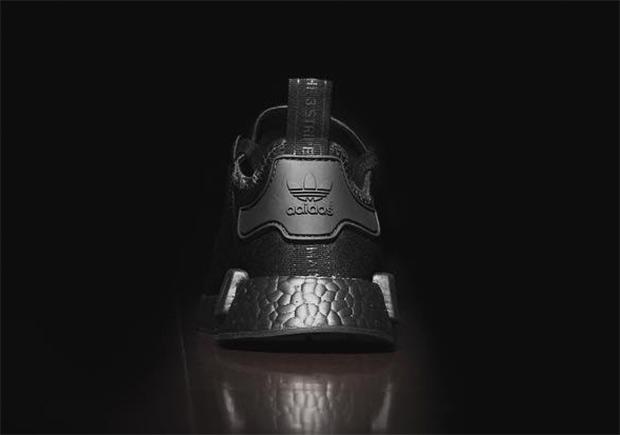 Adidas Nmd R1 Alle Svarte Menns BlnKWgI