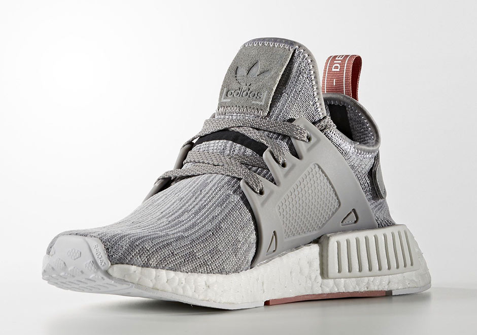 the adidas nmd xr1 is arriving in grey. Black Bedroom Furniture Sets. Home Design Ideas
